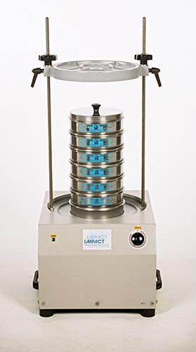 Motorised Sieve Shaker SV003