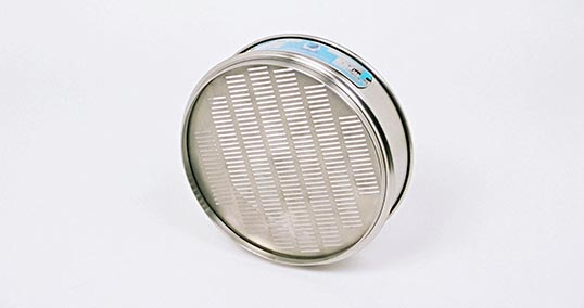 stainless steel perforated plate grain sieve